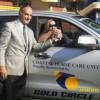 GOLD CIRCLE DONATED MUCH NEEDED VEHICLE