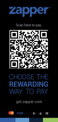 Donate via Zapper